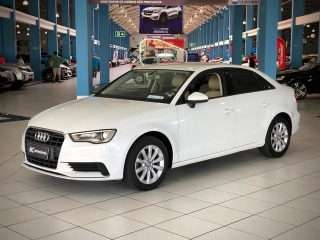 Audi a3 sedan attraction tfsi 1.4