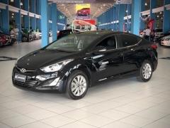 Hyundai elantra gls 2.0 16v flex aut.