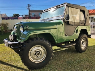Jeep willys jeep 4x4