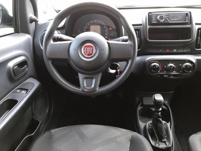 Fiat Mobi Drive 1.0 4 portas flex manual Branco
