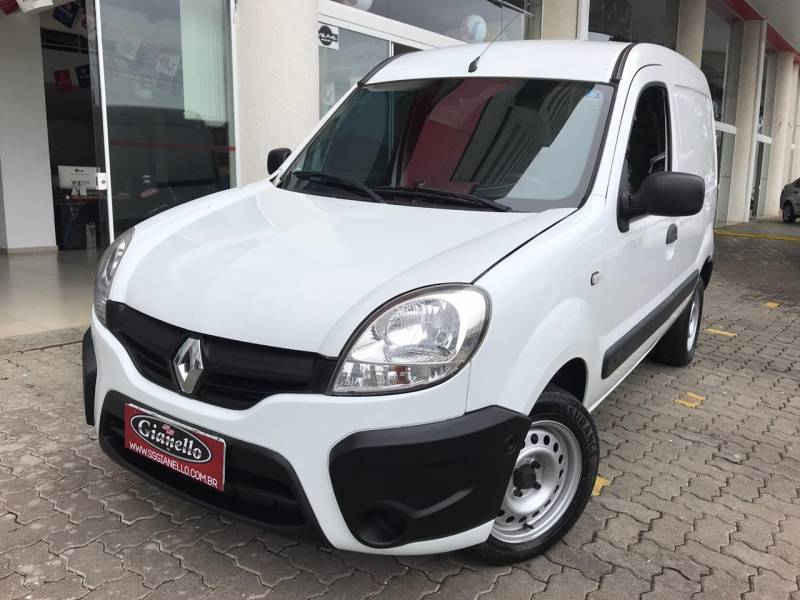 Renault Kangoo 1.6 16V Express Flex 3P Manual Branco