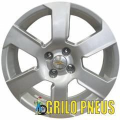Roda Modelo Montana Sport/ Aro: 14X6 - Furação: 4X100 - Cor: Prata