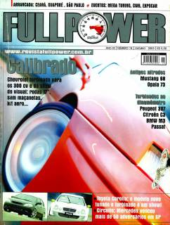 REVISTA FULLPOWER No. 18 ANO 2003