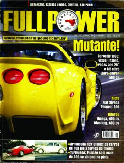 REVISTA FULLPOWER No. 19 ANO 2003