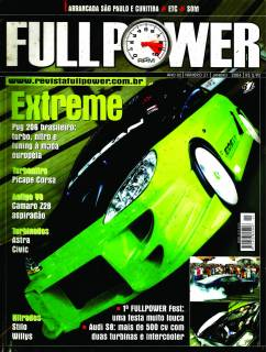 REVISTA FULLPOWER No. 21 ANO 2004