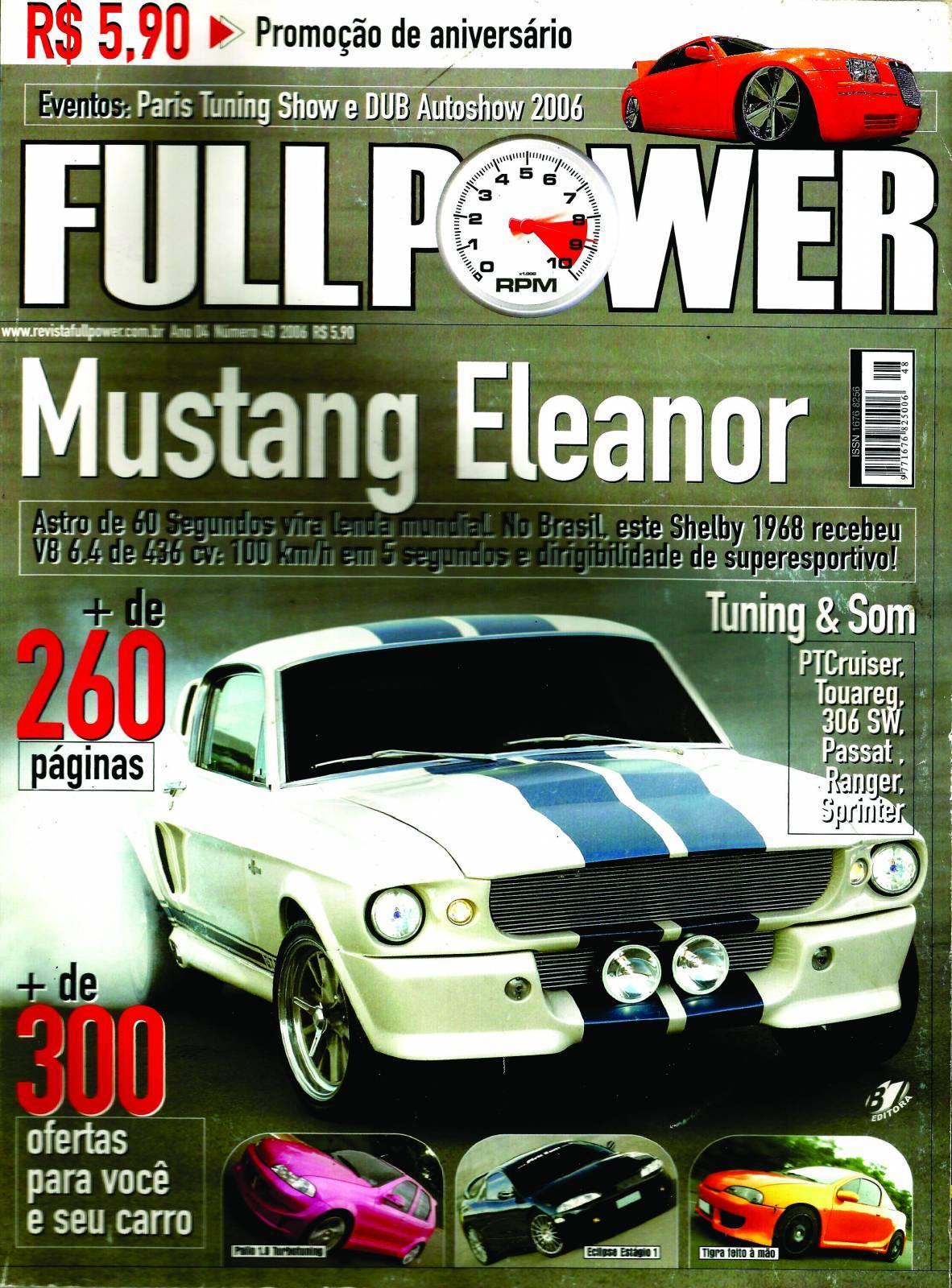 REVISTA FULLPOWER No. 48 ANO 2006 - Loja FullPower
