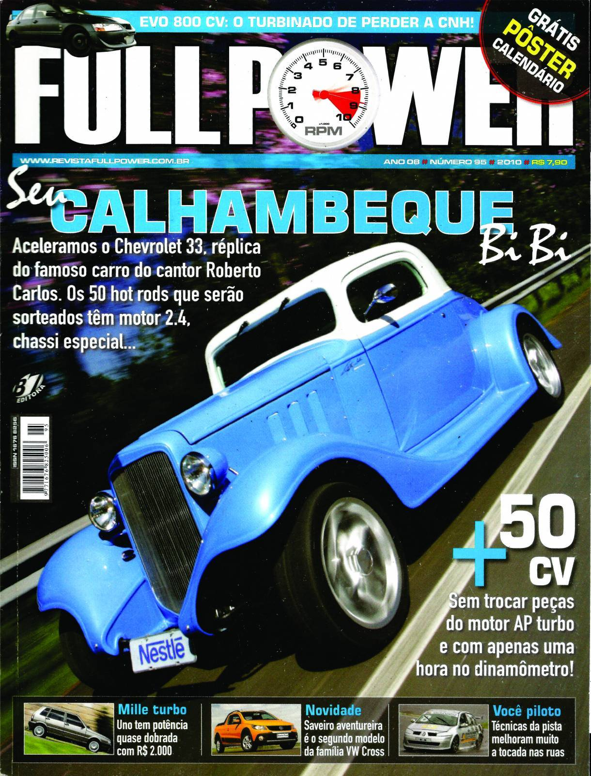 REVISTA FULLPOWER No. 95 ANO 2010 - Loja FullPower
