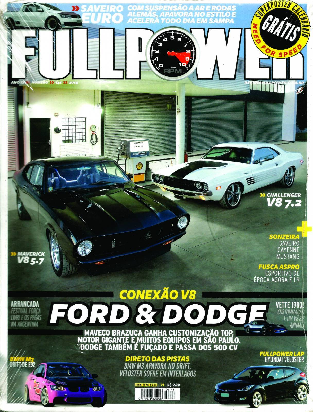 REVISTA FULLPOWER No. 141 ANO 2014 - Loja FullPower