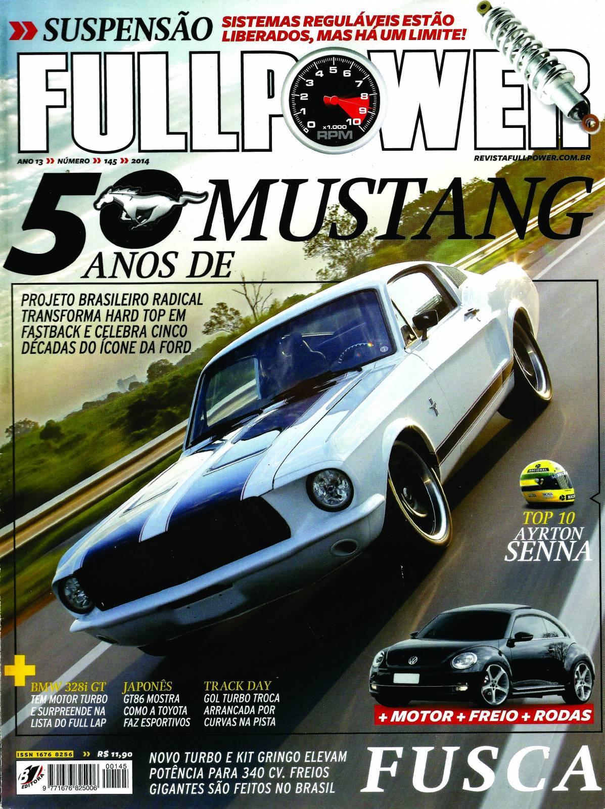 REVISTA FULLPOWER No. 145 ANO 2014 - Loja FullPower