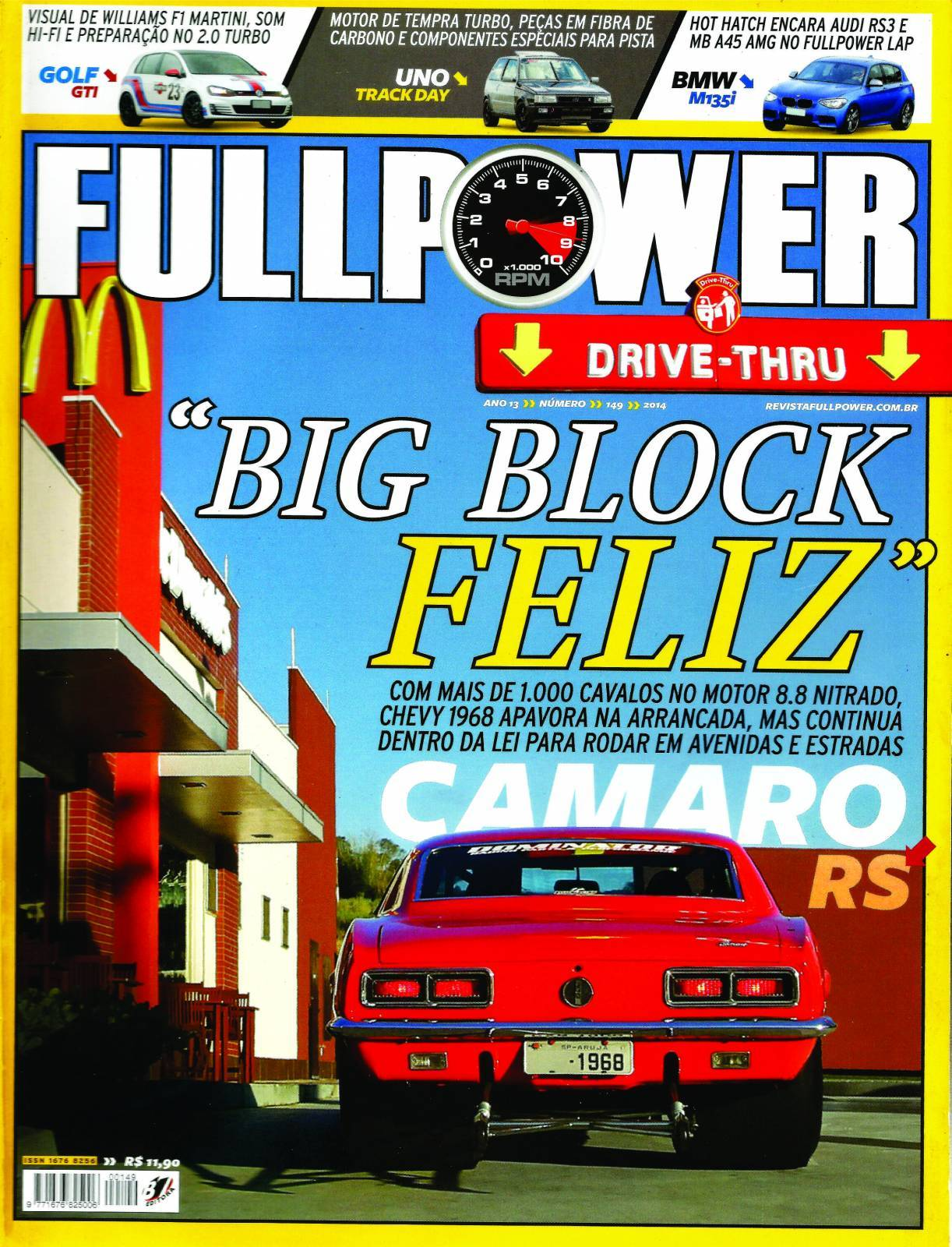 REVISTA FULLPOWER No. 149 ANO 2014 - Loja FullPower