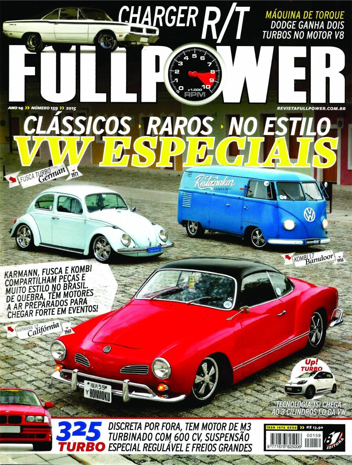 REVISTA FULLPOWER No. 159 ANO 2015 - Loja FullPower