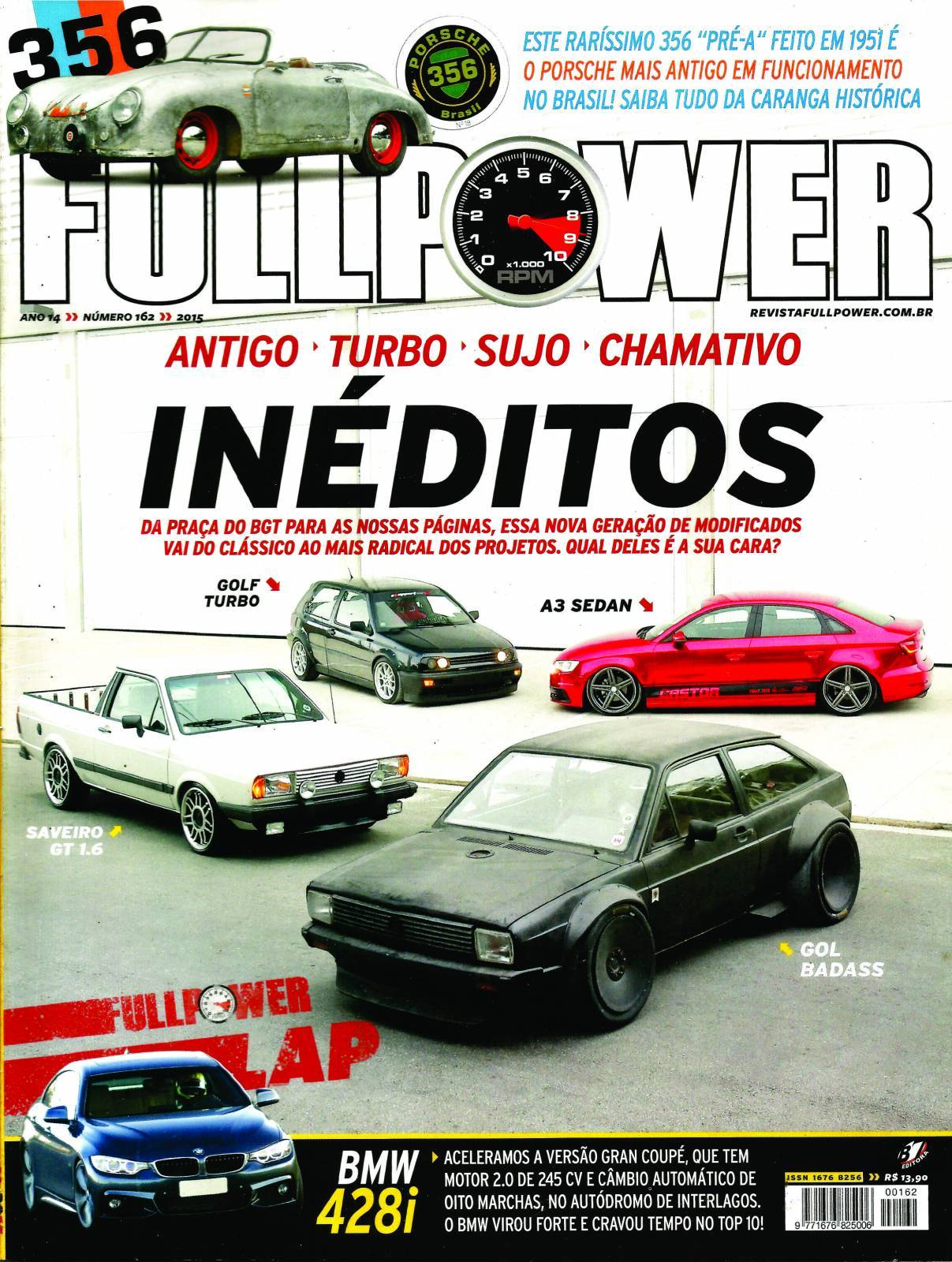 REVISTA FULLPOWER No. 162 ANO 2015 - Loja FullPower