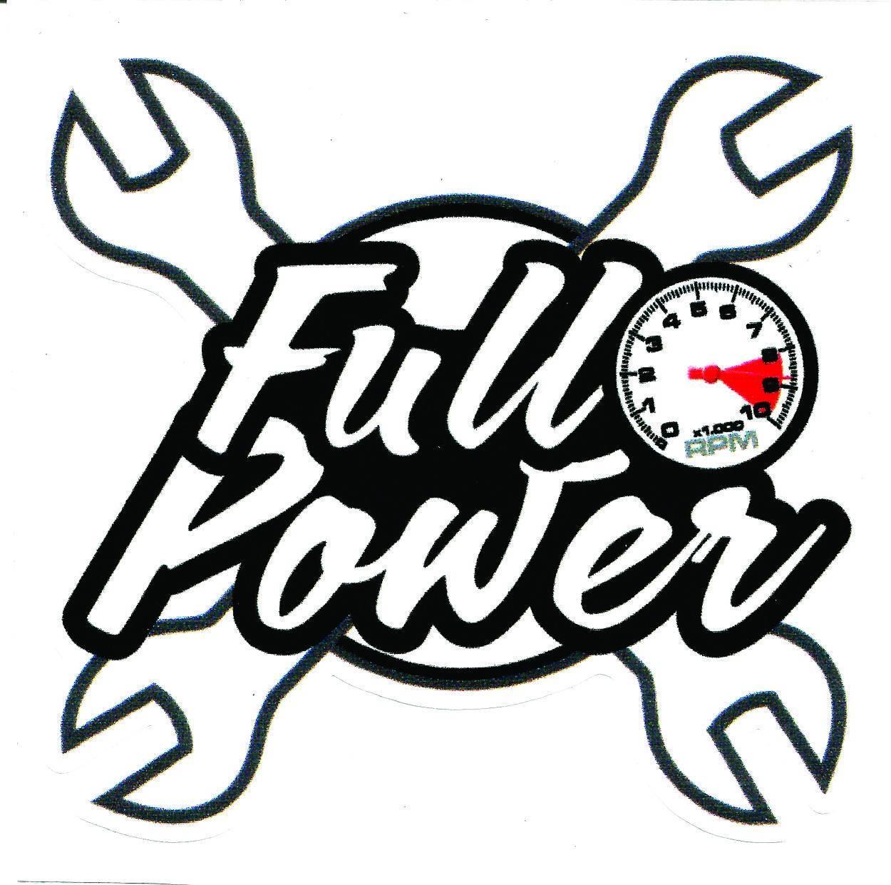 Adesivo FullPower Chaves - Loja FullPower