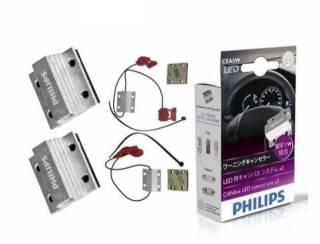 Par Canceller Philips Canbus Led 5w 12v