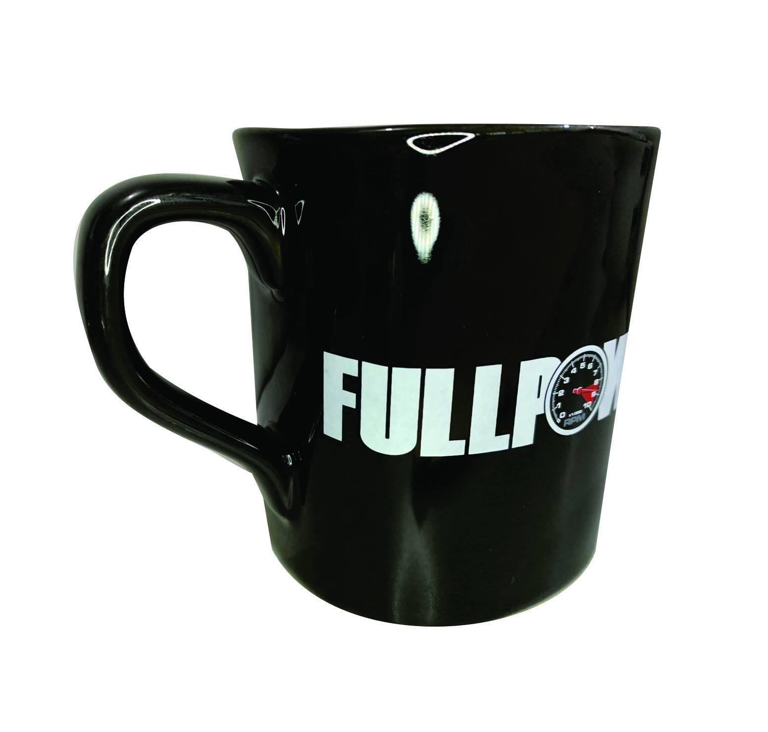 Caneca Preta FullPower - Loja FullPower