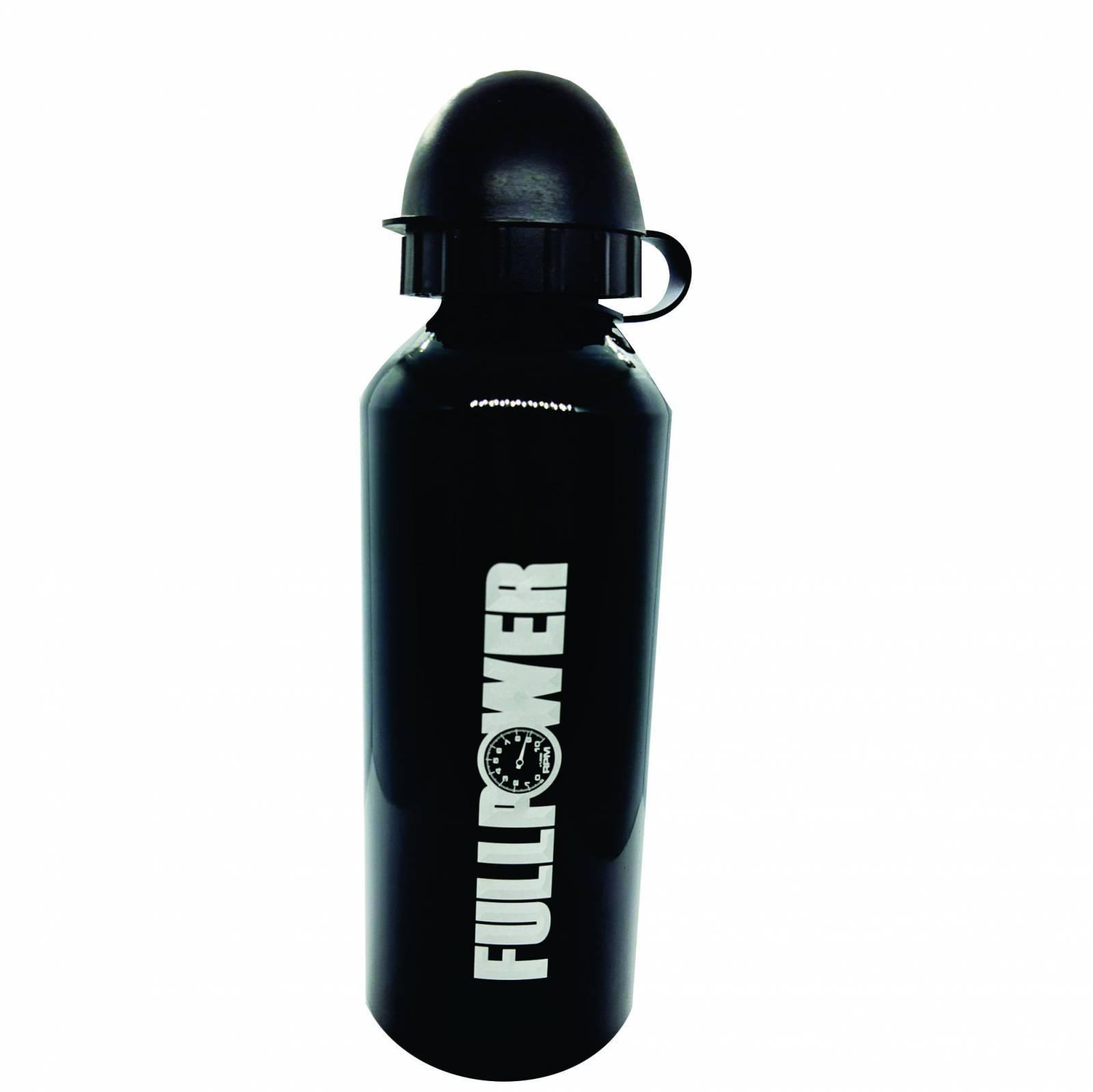 Squeeze Alumínio FullPower Preto 500ml - Loja FullPower