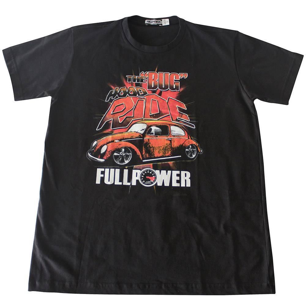 Camiseta Fullpower Fusca - M - Loja FullPower