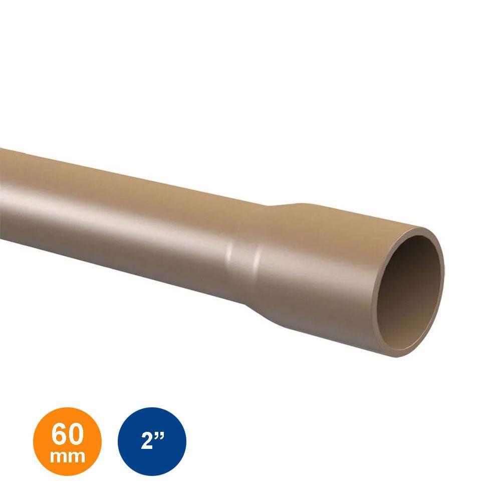 Tubo Pvc Soldável Tigre 25mm Barra com 6mt - Bavcom Tijolão Materiais de construção