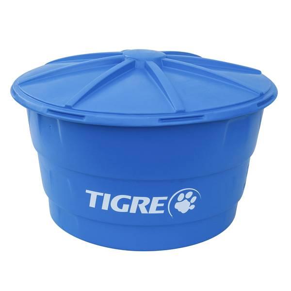 Caixa D'agua Plástica Tigre 1000l - Bavcom Tijolão Materiais de construção