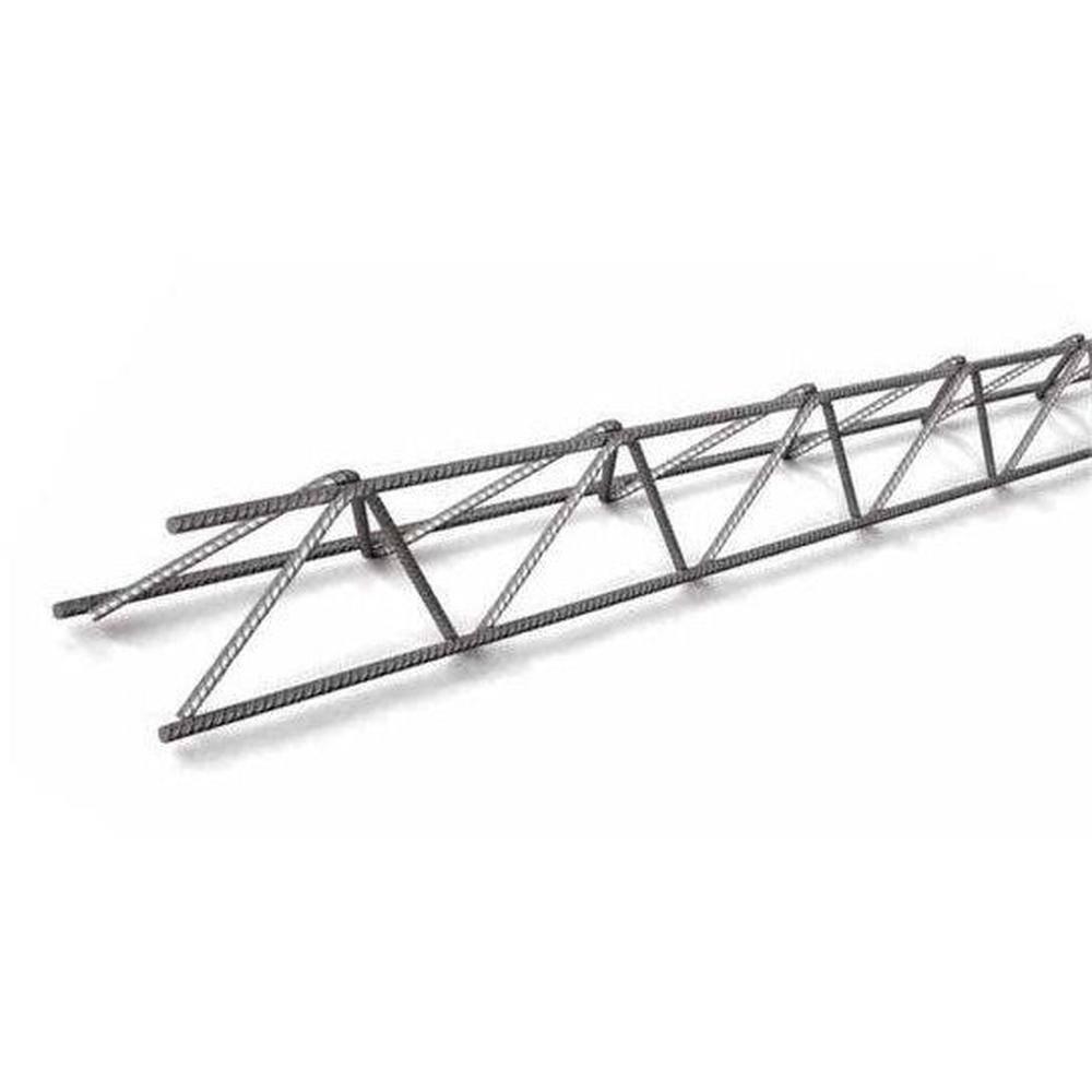 Ferro Trelica H8 6,0mm X 4,2mm Reforçada Barra com 6m - Bavcom Tijolão Materiais de construção