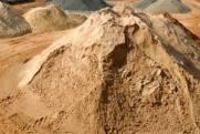 Areia fina para reboco - carga | Bavcom TijolãoMateriais de construção
