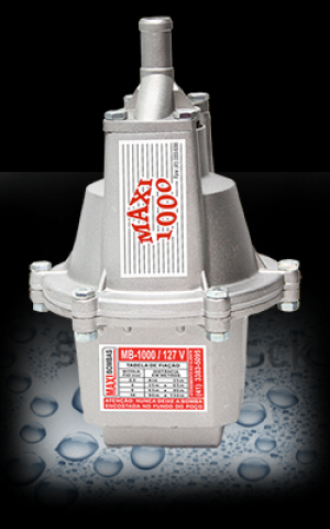 Bomba D'agua Maxi 1000 127v