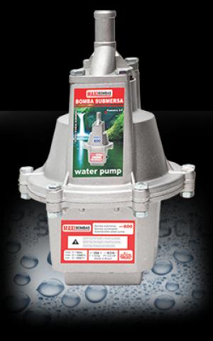 Bomba D'agua Maxi 800 127v - Bavcom Tijolão Materiais de construção