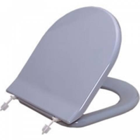 Assento Sanitário Astra Calypso Almofadado Cinza-48