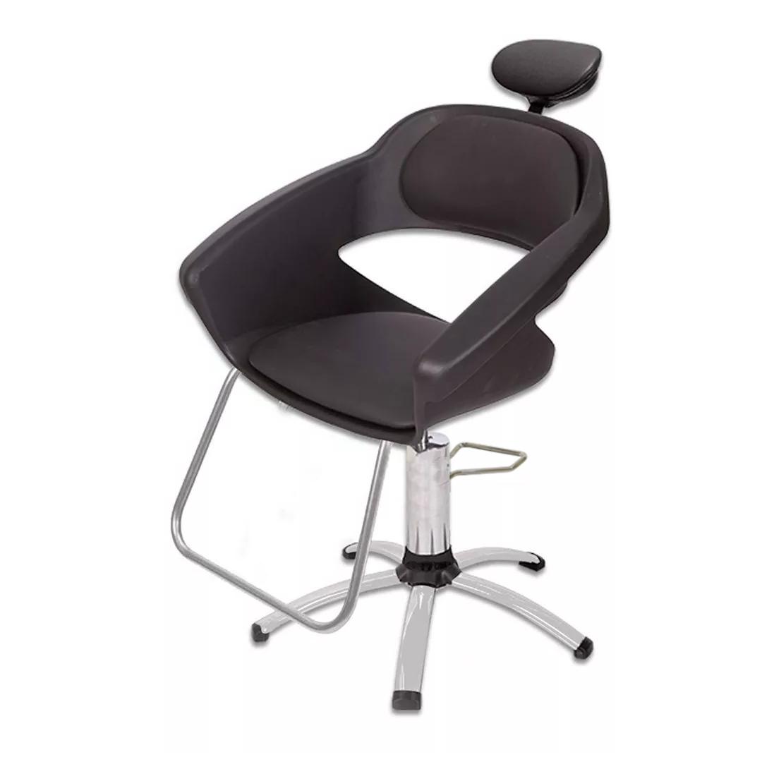 Cadeira de Cabeleireiro Hidráulica Primma - Dompel