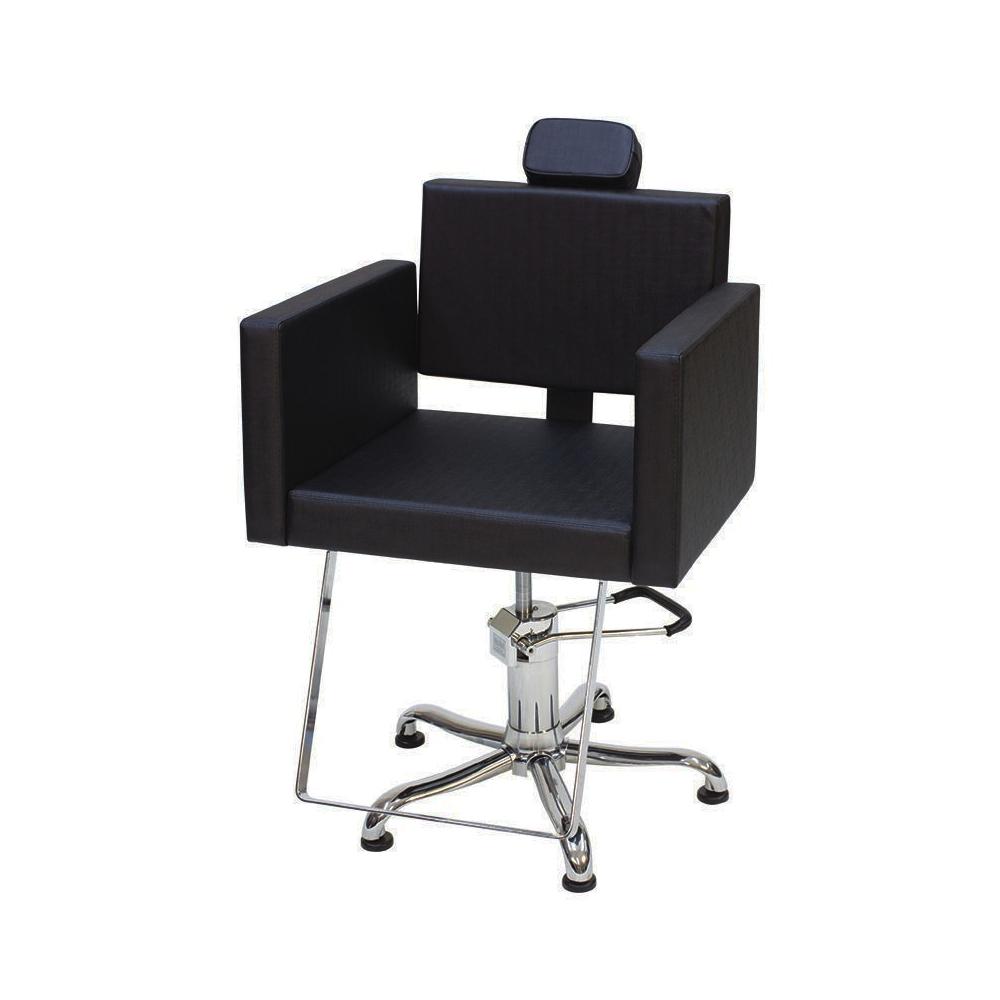 Cadeira Cabeleireiro Reclinável - Kixiki
