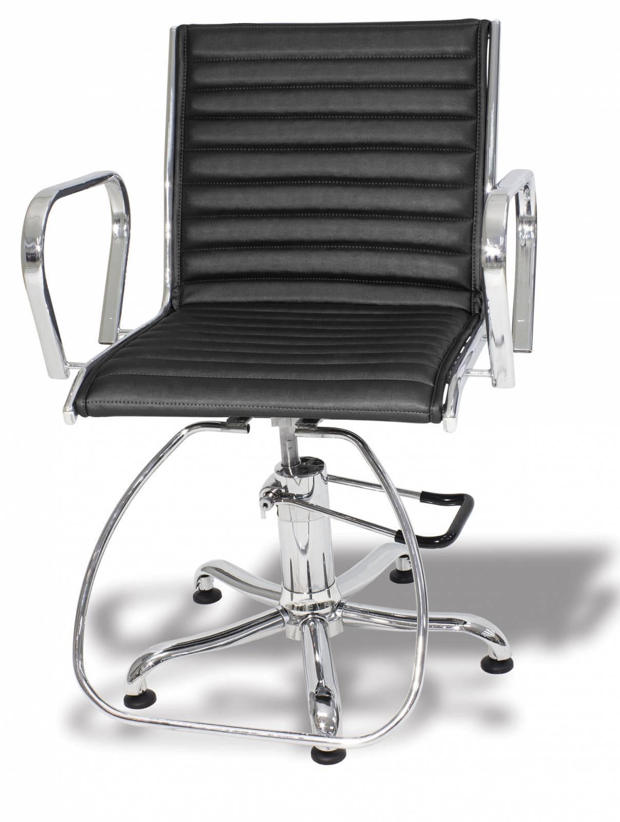 Cadeira Cabeleireiro Hidráulica - Atenas
