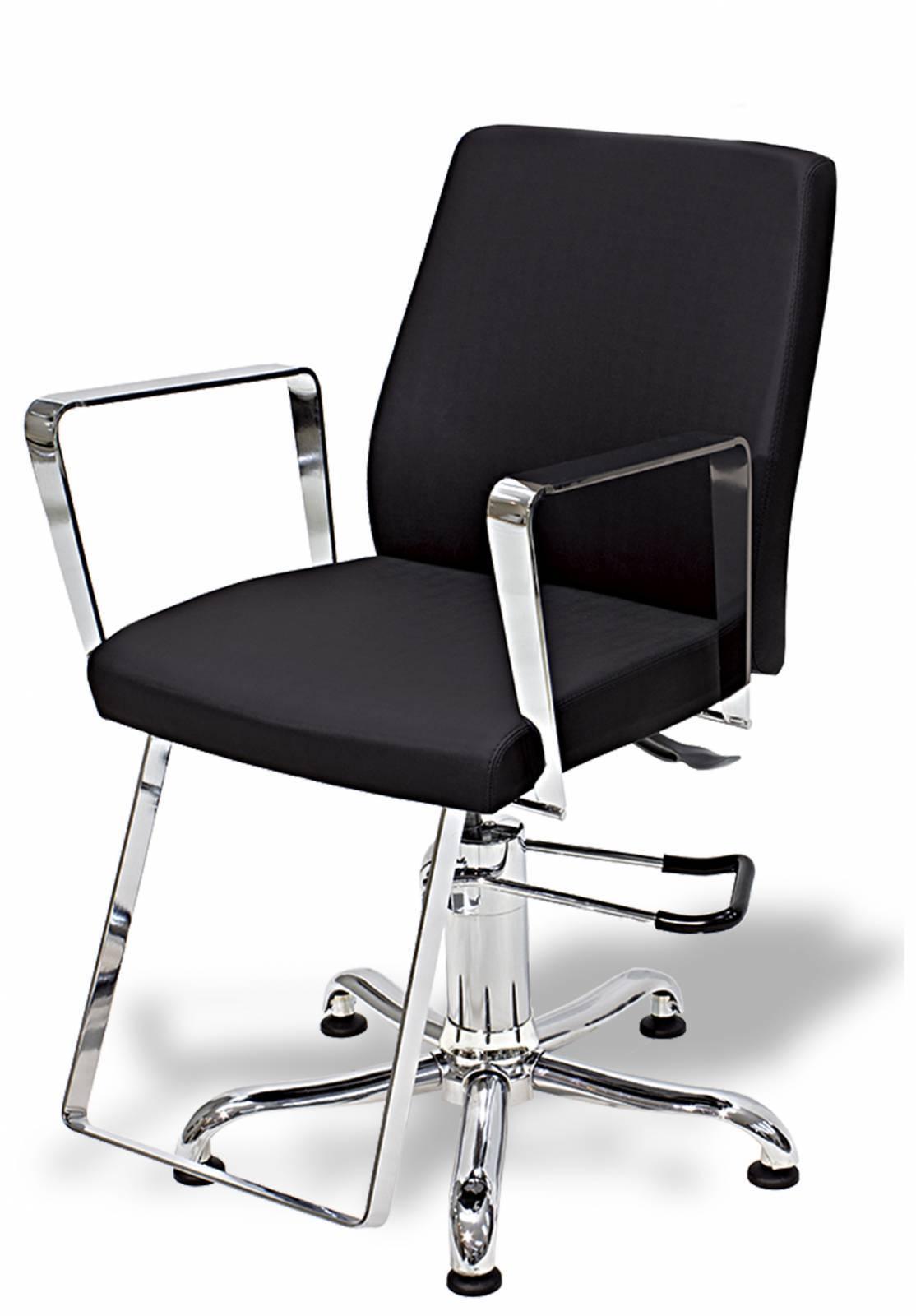 Cadeira Cabeleireiro Hidráulica - Croma