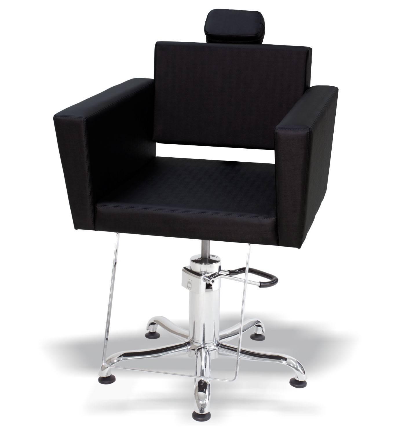 Cadeira Cabeleireiro Hidráulica - Niágara