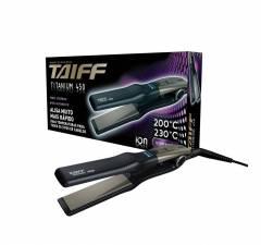 Chapa/Prancha Taiff Titanium 450 - Bivolt