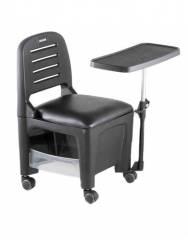 Cadeira Ciranda Bari - Preta