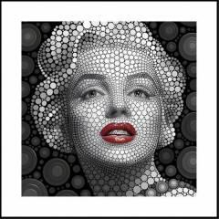 Quadro UMIX 3D - Marilyn Monroe