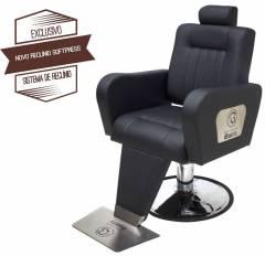 Cadeira de Barbeiro Reclinavel Sparta