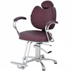 Poltrona Cadeira Splendore Reclinável Terra Santa | Salão Móveis