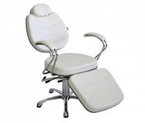 Poltrona Cadeira Splendore Maquiagem Terra Santa