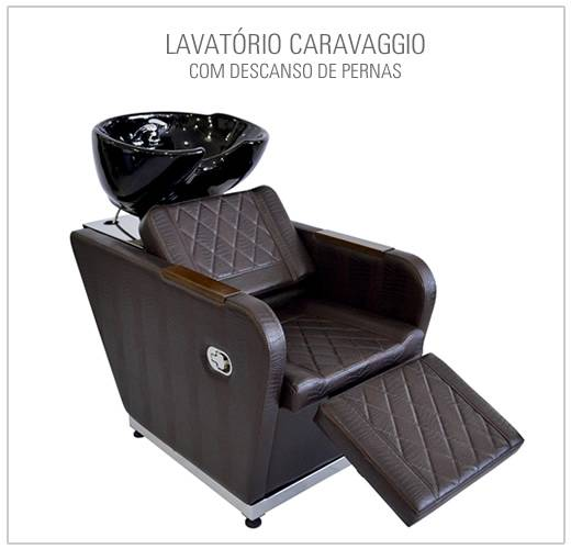 Lavatório Caravaggio - Terra Santa Móveis