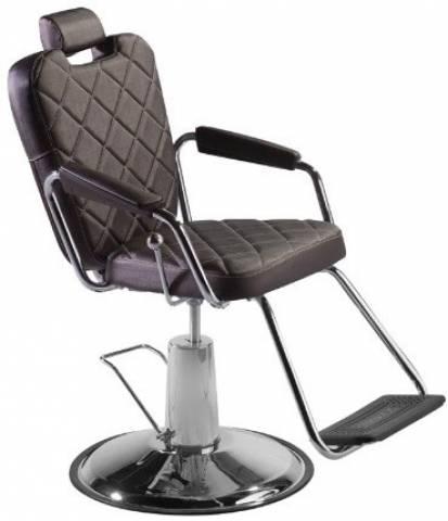 Cadeira Barbeiro Reclinável e Hidráulica Texas - Dompel