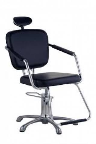 Cadeira Reclinável e Hidráulica Nix Base Alumínio - Dompel