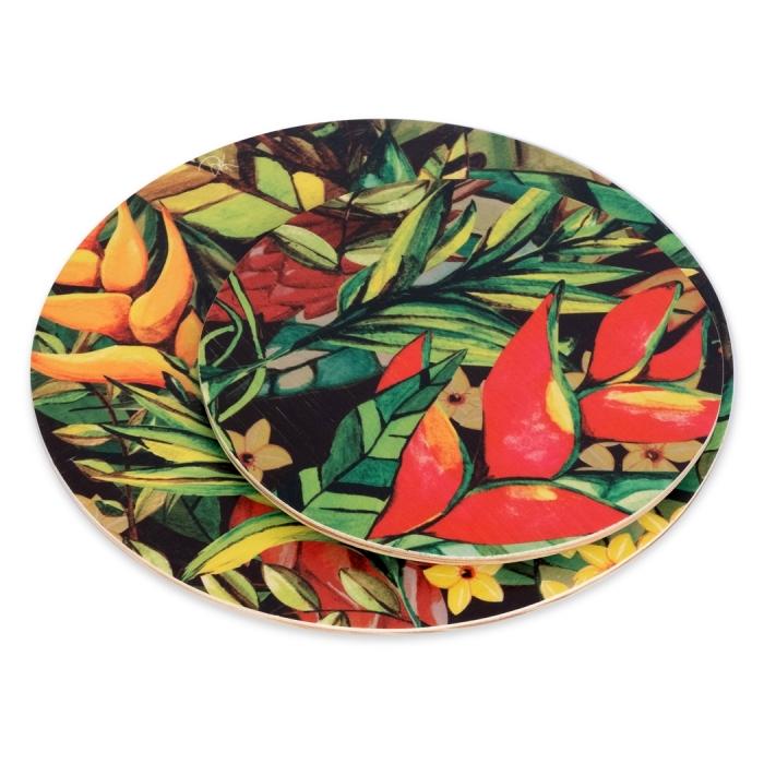 Bandeja Conj. Circum Tropicalia | FITTO Design