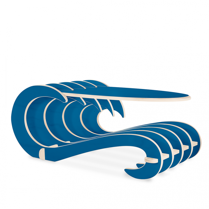 Mesa Brava Classic Blue | FITTO | Madeira, Design e Arte