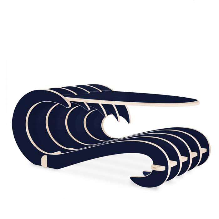 Mesa Brava Azul Tropical | FITTO | Madeira, Design e Arte