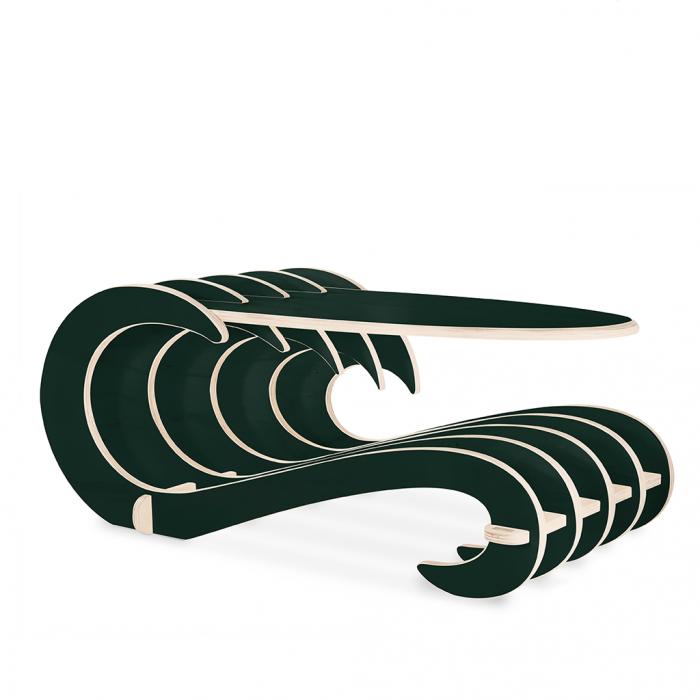 Mesa Brava Verde Tropical | FITTO | Madeira, Design e Arte