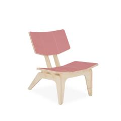 Cadeira Infantil Carambelinha - Rosa Bebê