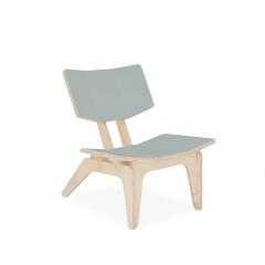 Cadeira Infantil Carambelinha - Céu Azul