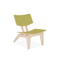 Cadeira Infantil Carambelinha - Verde Limão
