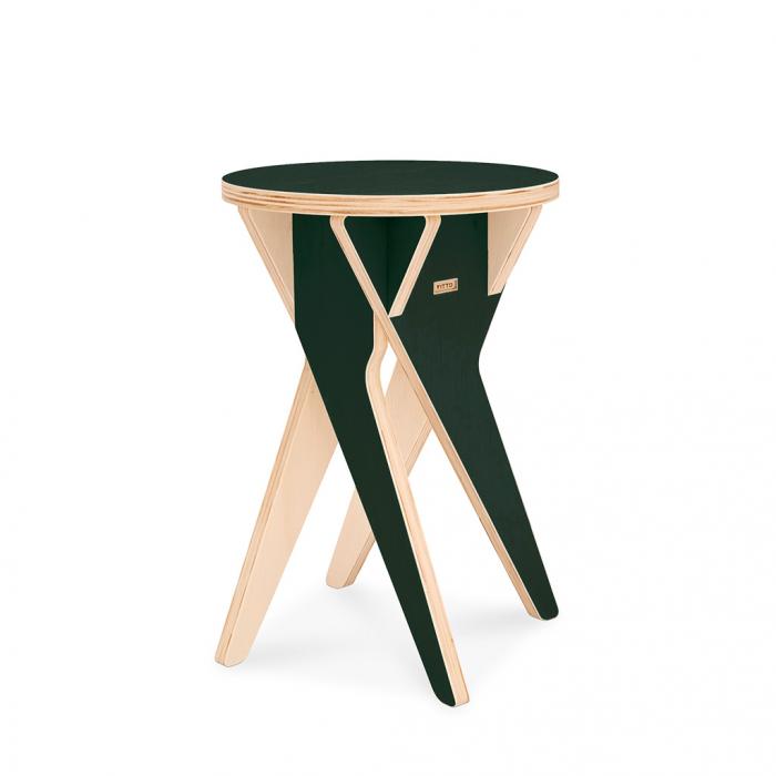 Banco Ballet Verde Tropical | FITTO | Madeira, Design e Arte